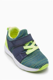 Knit Trainers (Younger Boys)