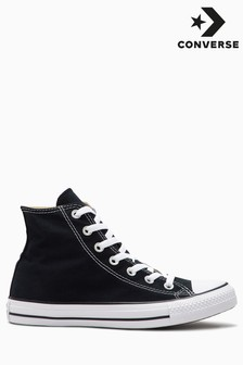 Black/White Converse Chuck Taylor All Star Hi