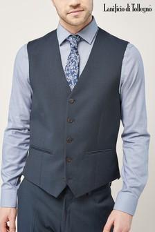 Navy Suit: Waistcoat