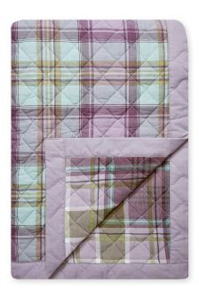 Reversible Check Throw