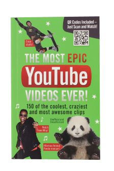 Most Incredible YouTube Videos Ever Book