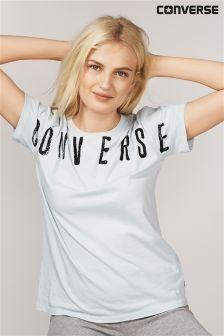 Converse Blue Stamp T-Shirt
