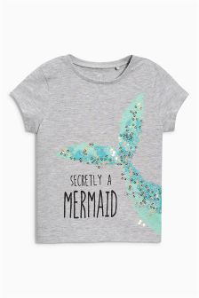 Mermaid T-Shirt (3mths-6yrs)