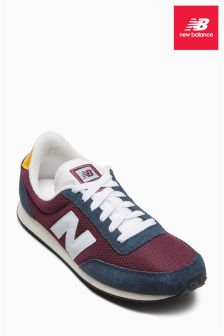 New Balance Burgundy/Navy U410 V1