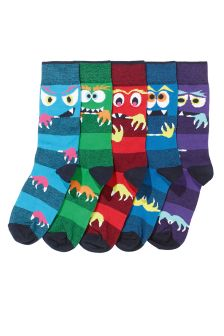 Monster Socks Five Pack