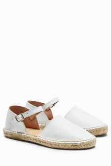 Two Part Espadrilles
