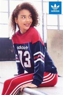 adidas Originals Colourblock Crew Sweater