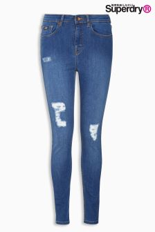 Superdry Maritime Wash Sophia High Waist Super Skinny Jean
