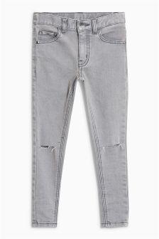 Rip Knee Spray-On Jeans (3-16yrs)