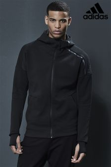 adidas ZNE Zip Through Hoodie