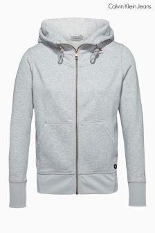Calvin Klein Zip Through Hoody