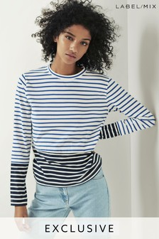Mix/Isa Arfen Long Sleeve Top