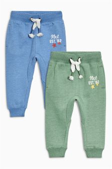 Varsity Joggers Two Pack (3mths-6yrs)
