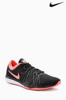Nike Black/Pink Dual Fusion HIT