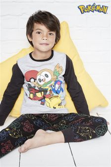 Pokemon Pyjamas (3-12yrs)