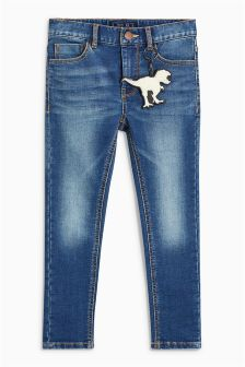 Soft Touch Super Skinny Denim Jeans (3-16yrs)