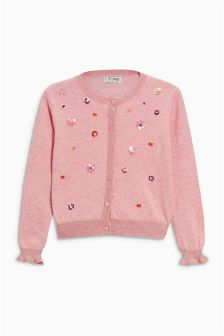 Embellished Cardigan (3-16yrs)
