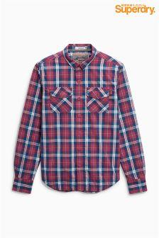 Superdry Check Shirt