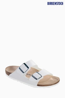 Birkenstock White Arizona Sandal