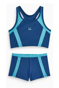 School Sport Tankini (3-16yrs)