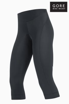 Gore Black Element Lazy 3/4 Tight