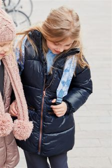Girls Coats & Jackets | Raincoats | Winter Coats | School Coats ...