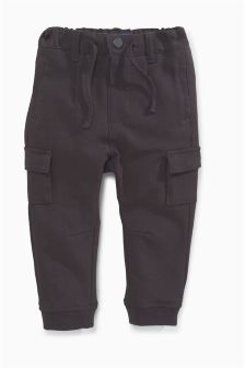 Smart Cuffed Trousers (3mths-6yrs)