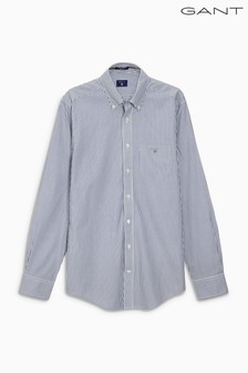 Gant Blue Stripe Shirt