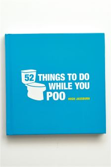 To Do On The Loo Book