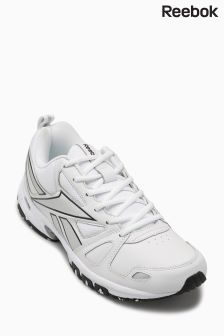 Reebok White Advanced 3