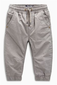 Pull-On Lined Trousers (3mths-6yrs)