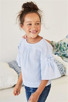 Stripe Blouse (3-16yrs)