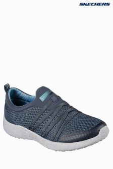 Skechers® Grey Burst Trainer