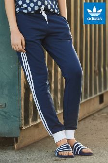 adidas Originals Blue Regular Cuff Pant