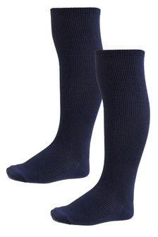 Over The Knee Socks Two Pack (Older Girls)