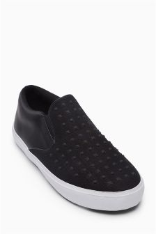 Stud Slip-Ons (Older Boys)