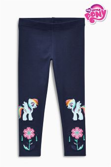 My Little Pony Embroidered Leggings (3mths-6yrs)