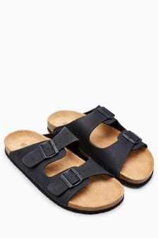 Two Buckle Sandal