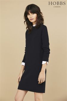 Hobbs Navy Corrie Dress