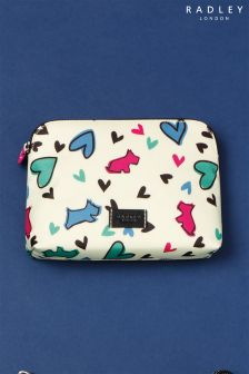Radley® Print Love My Dog Cosmetic Case