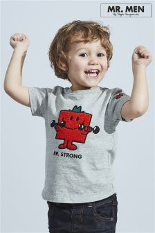 Mr Men™ Short Sleeve T-Shirt (3mths-6yrs)