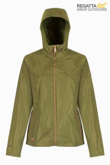 Regatta Olive Waterproof Jacket