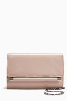 Foldover Clutch Bag