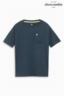 Abercrombie & Fitch Navy Classic T-Shirt