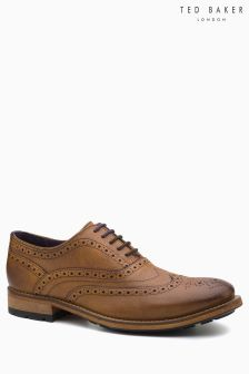 Ted Baker Tan Guri Eight Oxford Brogue