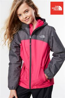 The North Face® Pink/Grey Warm Storm Jacket