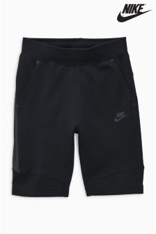 Nike Tech Black Fleece  Short