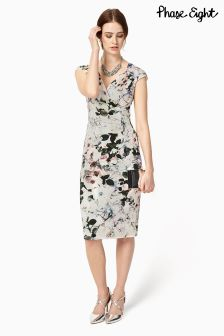 Phase Eight Multi Carla Print Dress