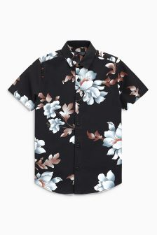 Floral Printed Shirt (3-16yrs)