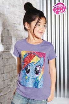 My Little Pony Short Sleeve T-Shirt (3-16yrs)